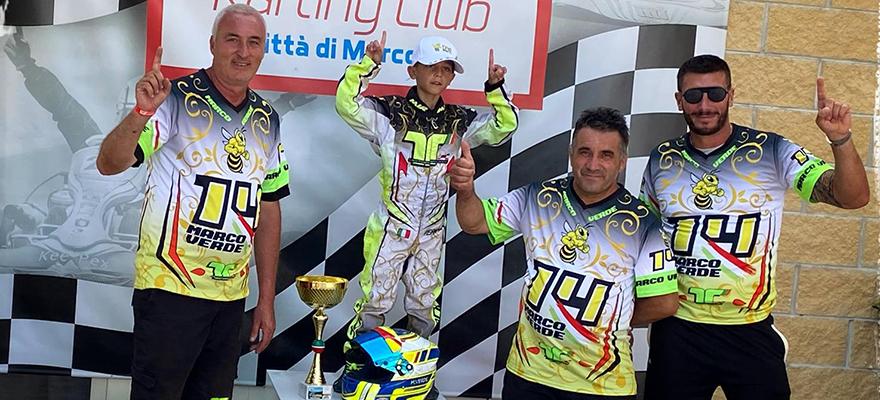 Marco Verde Morcone Sportycom